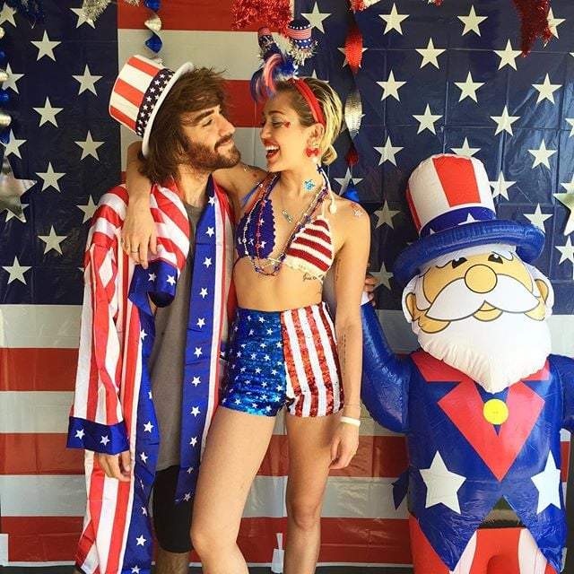 See How Your Favourite Stars Celebrated the Fourth of July