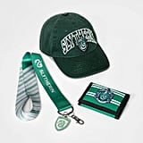 Boys' Slytherin Hat, Wallet, and Lanyard