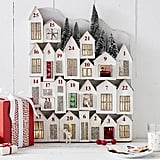 Glitter Lit Houses Advent Calendar