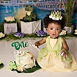 Princess and the Frog Cake Smash