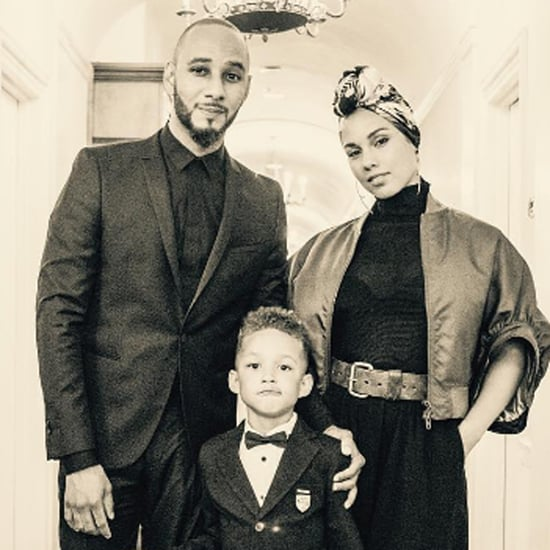 Alicia Keys and Swizz Beatz Family Pictures on Instagram