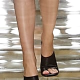 Bottega Veneta Shoes on the Runway During Milan Fashion Week