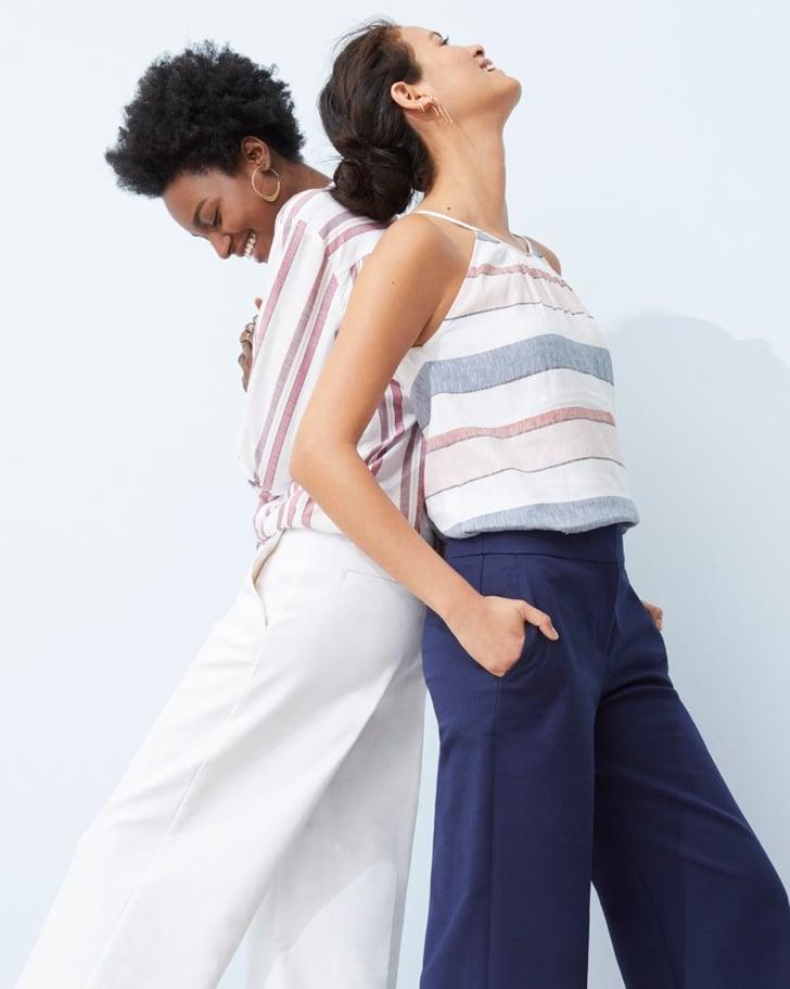 Best Summer Work Clothes From Loft Popsugar Fashion