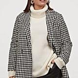 H&M+ Bouclé Jacket