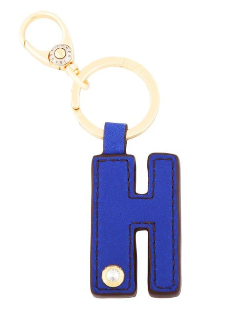 Henri Bendel's Initial Keyfob ($48) is a pretty affordable way to give something that's personal and functional.