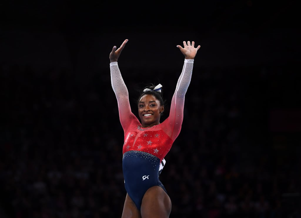 "2019 has been quite the year for Simone Biles, beginning with the beam dismount she debuted in August officially being named the Biles after she landed it on Oct. 5 at the Worlds qualifying round. As if that wasn't exciting enough, in August, she landed a triple-double that was talked about around the world in her floor routine at the 2019 US Gymnastics Championships, which officially became a skill called the Biles II after she landed it during the qualifying round at Worlds. As of today, Simone can add another accolade to her impressive resume: the most Gymnastics World Championships medals for a female. The US won their fifth straight world team title on Oct. 8, making it the 21st World Championship medal to go in Simone's trophy case. What makes this even more exciting is that this record can and more than likely will be broken by Simone again later this week since the team final was the first of the six events she'll be competing in at the World Gymnastics Championships. In the words of Drake, what a time to be alive.      Related:                                                                                                           Simone Biles Says She ""Doesn't Realise"" She's Breaking Records Until Someone Tells Her"