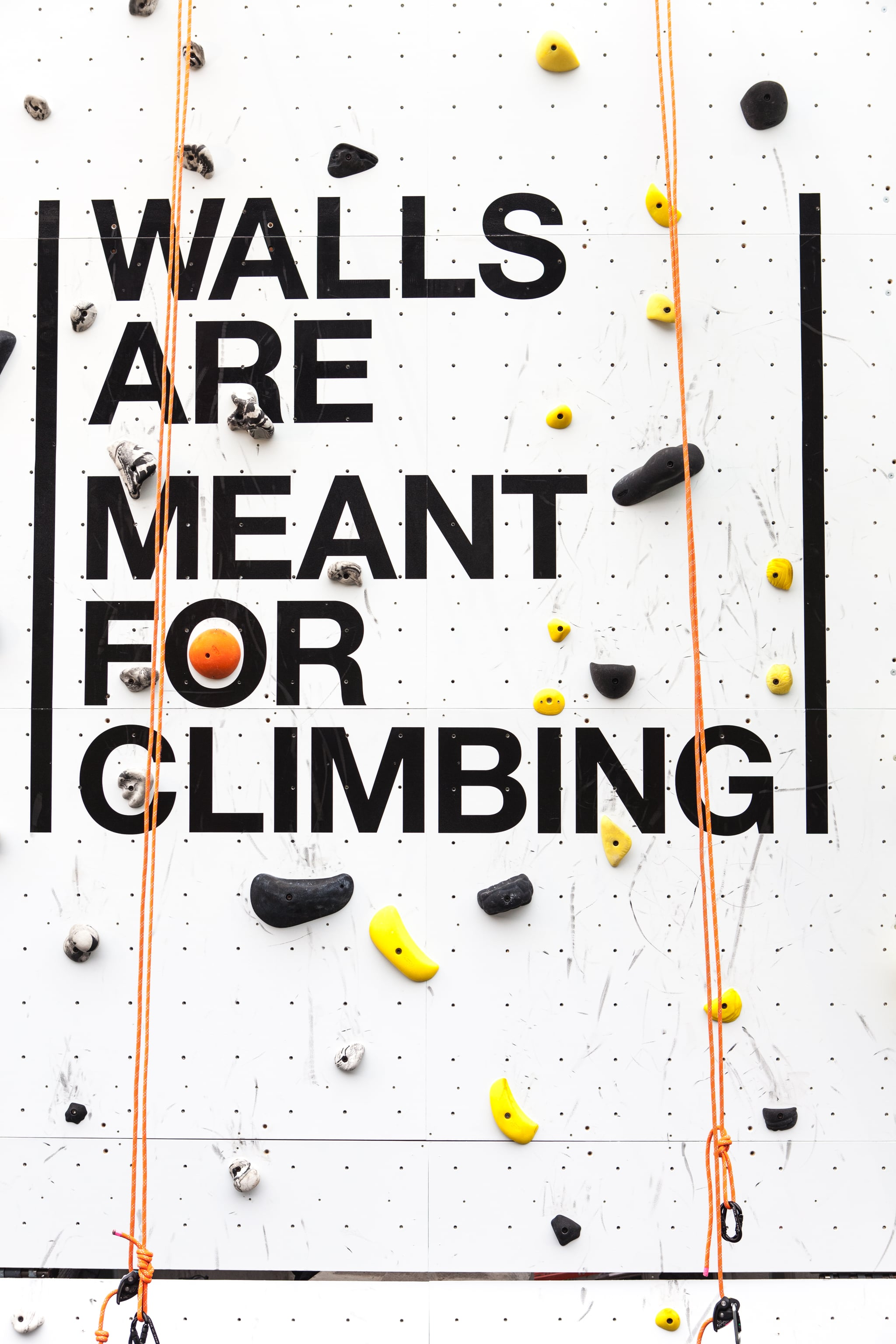 North Face Wall Climbing Campaign Popsugar News