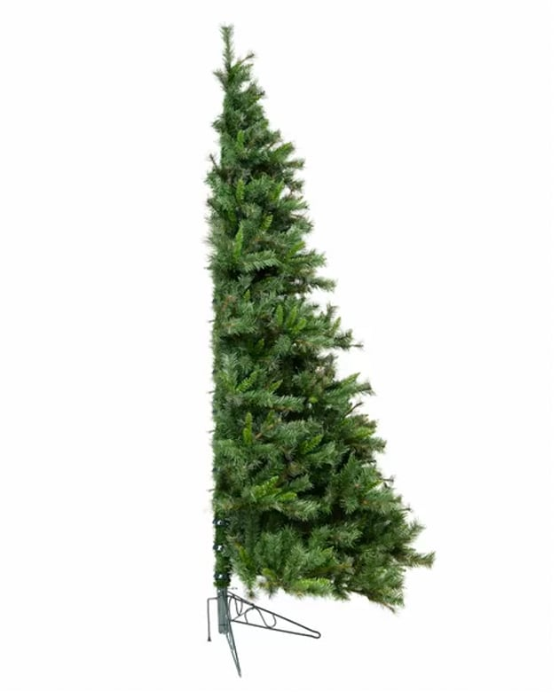 """The Holiday Aisle 90"""" Green Pine Artificial Christmas Tree"""