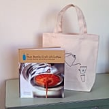Blue Bottle Coffee Book and Bag