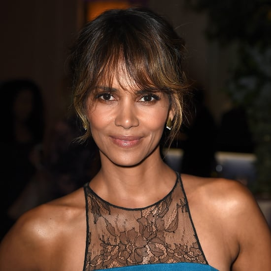 Halle Berry at HFPA Banquet Pictures