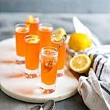 Aperol Spritz Jelly Shots