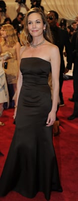 Diane Lane at the 2010 Costume Institute Gala