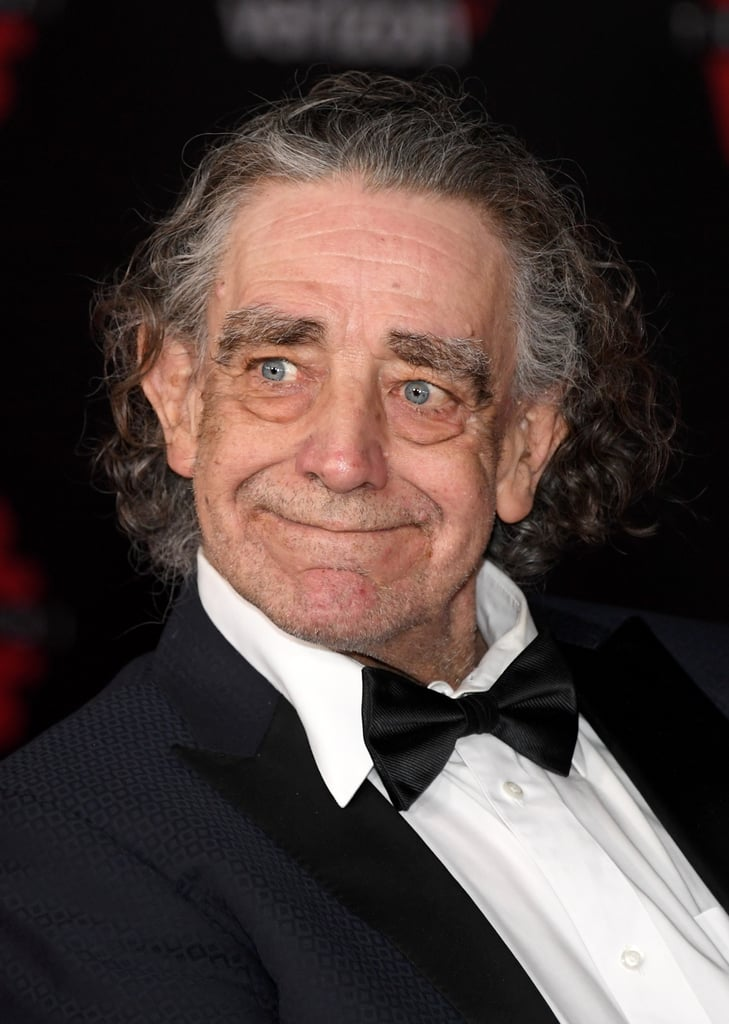 Pictured: Peter Mayhew