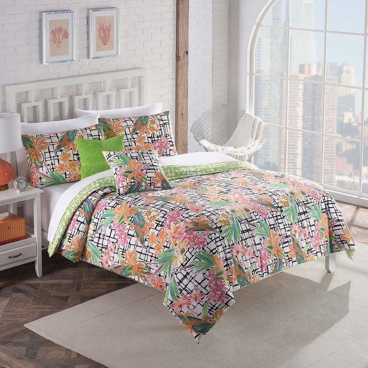 Reversible Comforter Set ($280)