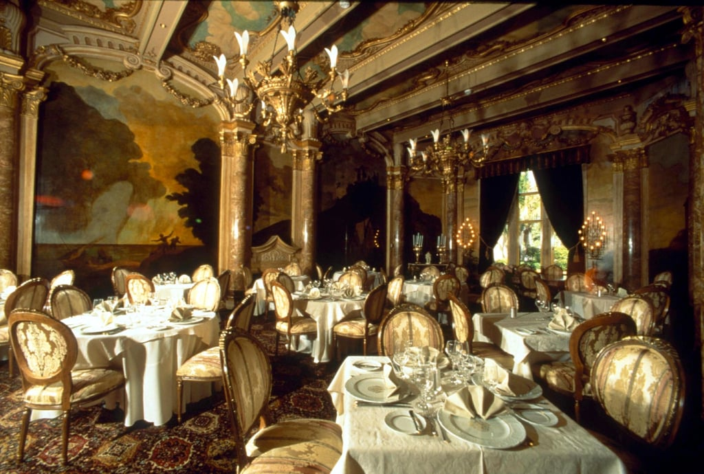 But much of Mar-a-Lago's original splendor is still intact.