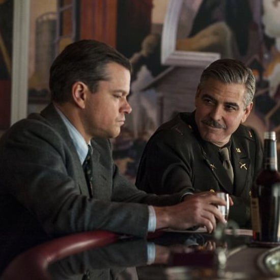 Matt Damon Monuments Men Interview | Video