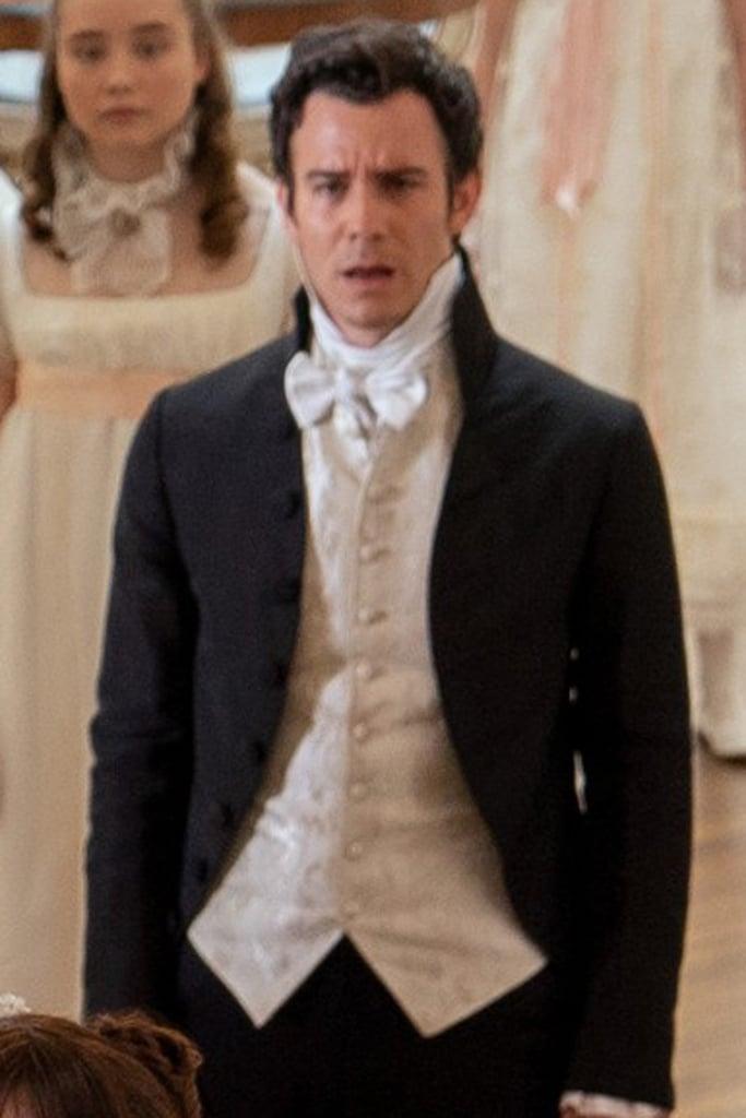 Luke Thompson as Benedict Bridgerton