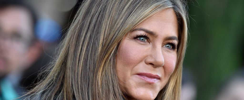 Jennifer Aniston's First Instagram Is With Her Friends Cast