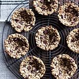 Make homemade cookie cups.