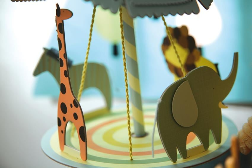 Safari Carousel