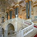 The State Hermitage Museum, Saint Petersburg, Russia