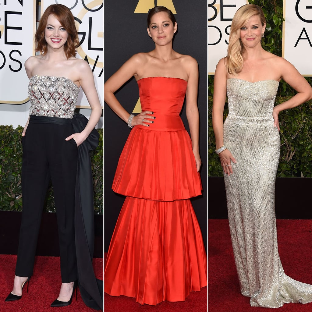 Whose Oscars Gown Are You Most Excited For?