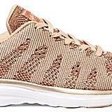 APL Athletic Propulsion Labs Techloom Pro Metallic Mesh Sneakers