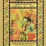 India Temple Incense — 120 Stick Large Box