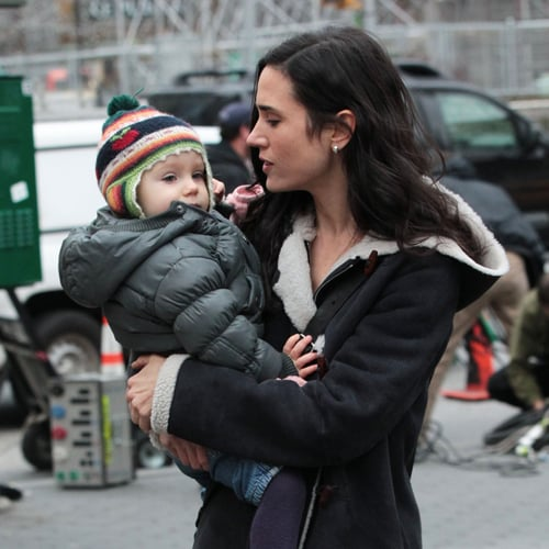 Jennifer Connelly With Daughter Agnes Bettany | Pictures