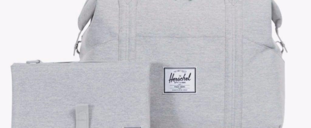 Herschel Releases Diaper Bag Line