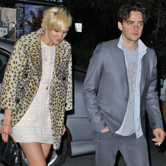 Ashlee Simpson's 27th Birthday With Vincent Piazza Pictures