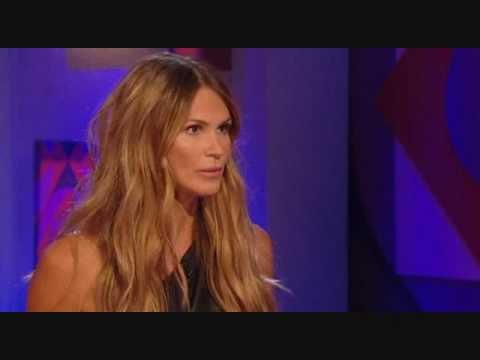 Video of Elle Mapherson on Friday Night With Jonathan Ross 2010-07-05 03:45:57