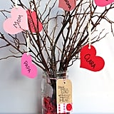 Valentine's Day Family Tree