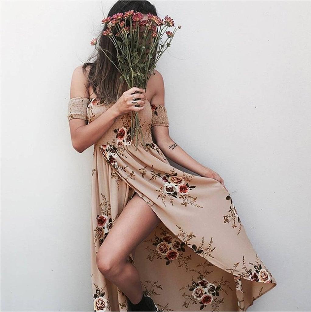 Best Dress Floral Summer Dress | Best Wedding Guest Dresses