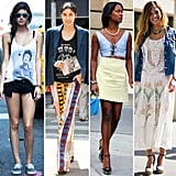 Summer street style has been one of the best yet for constant inspiration and fresh fashion moments. Here's our breakdown of the season's hottest trends.