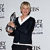 25. Ellen DeGeneres