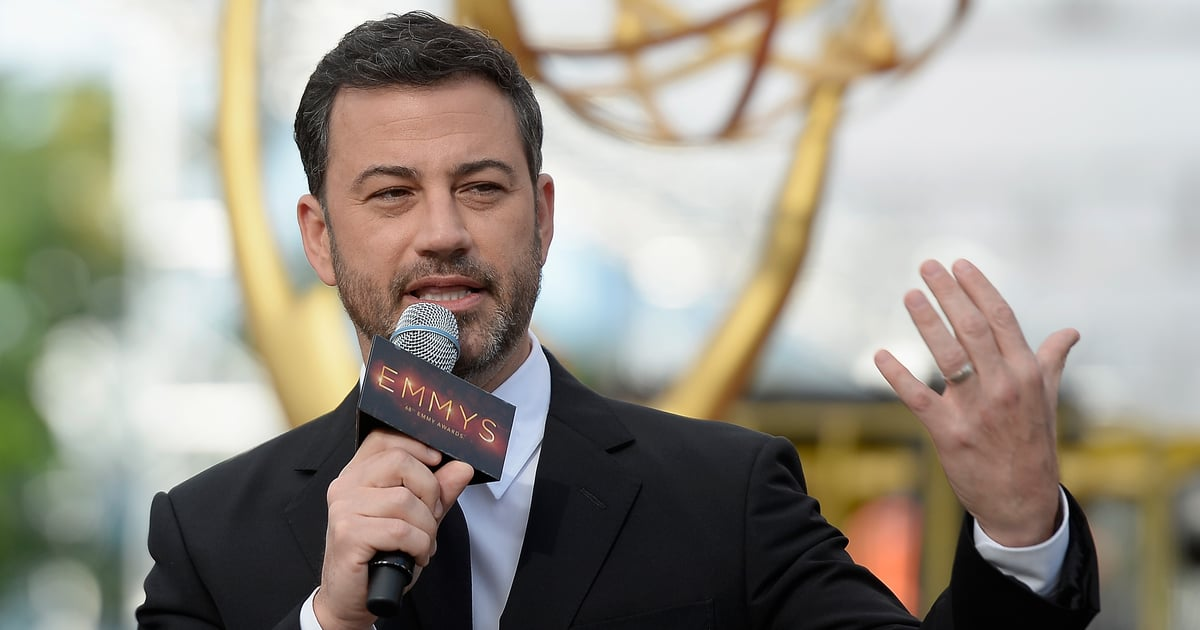 Jimmy Kimmel's Daughter Made Him a Father's Day Card That Blows All Dad Jokes Out of the Water