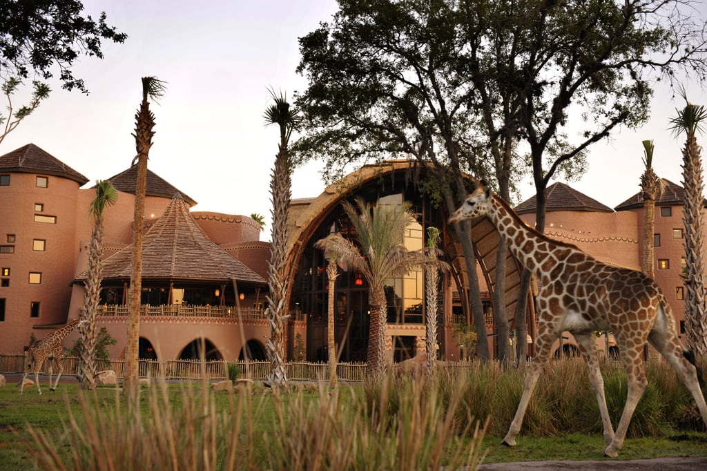Things to Do at Disney's Animal Kingdom Lodge For Kids