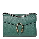 Gucci Calfskin Mini Dionysus Chain Wallet