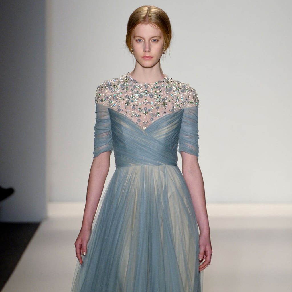 Jenny Packham Runway | Fashion Week Fall 2013 Photos