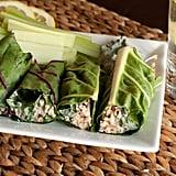 Tuna Chard Wraps