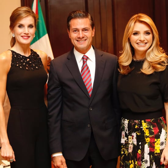 Queen Letizia's Outfits in Mexico 2017