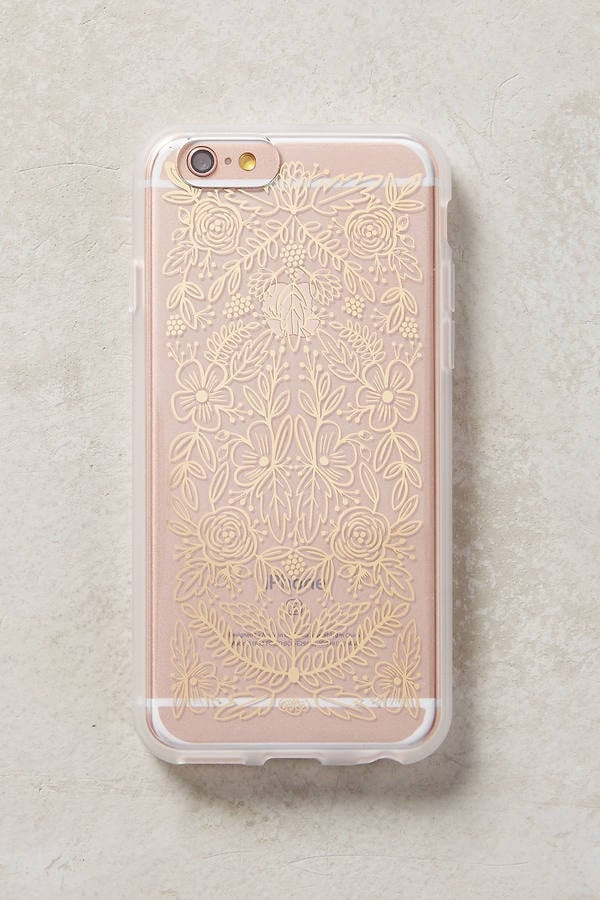 Rifle Paper Co. iPhone 6/6 Plus Case ($36)