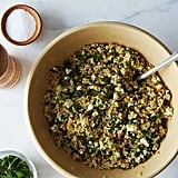 Freekeh Salad With Fennel, Mint, and Feta