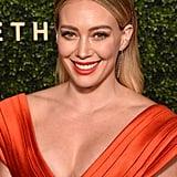 Libra: Hilary Duff, Sept. 28