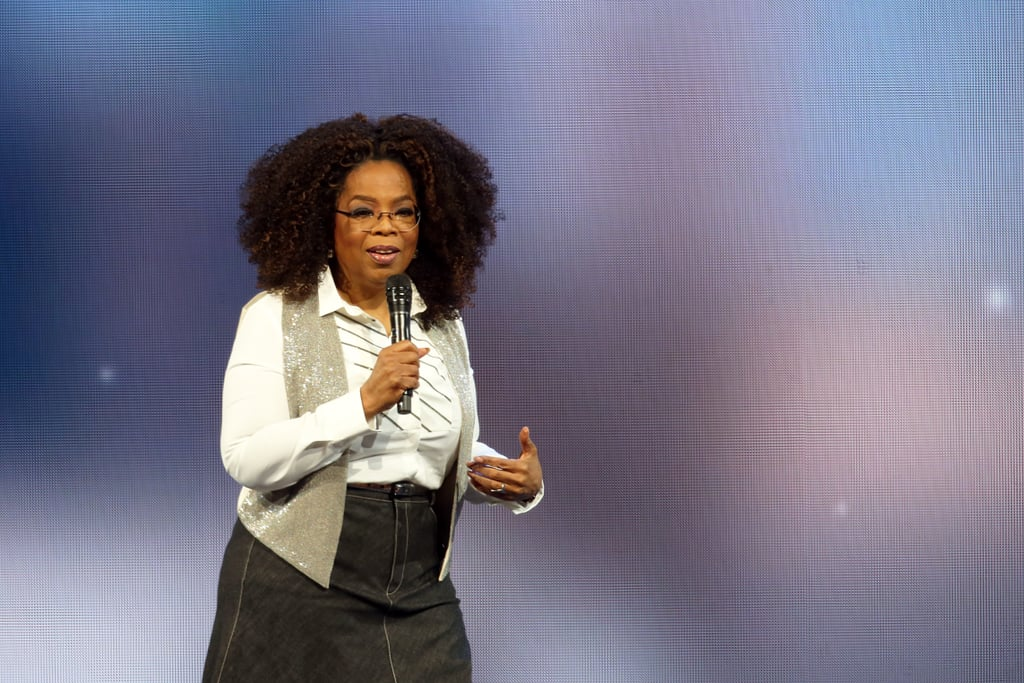 Hear Oprah Winfrey Speak in Person
