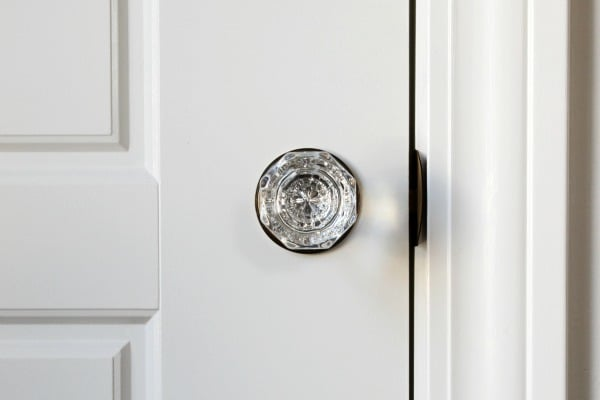 Replace Ugly Doorknobs With Vintage Versions