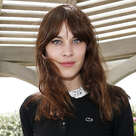 How to Get Alexa Chung's Hairstyle