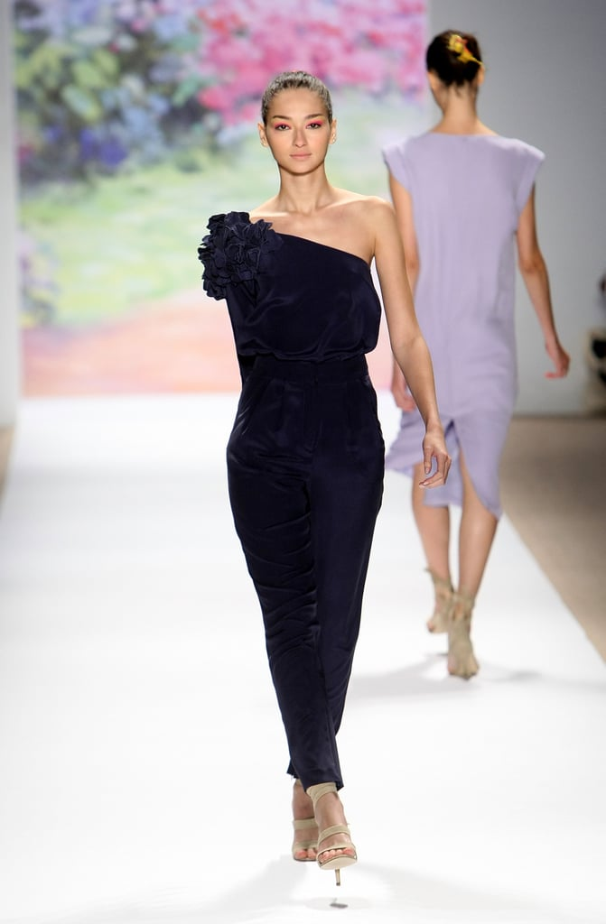 New York Fashion Week: Tibi Spring 2010