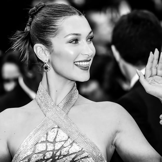 Cannes Film Festival in Black and White Photos